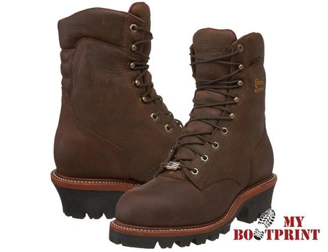 Chippewa Waterproof Steel Toe Super Logger Boot Review