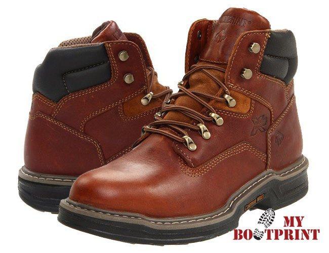 Wolverine Men S W02421 Raider Boot Review
