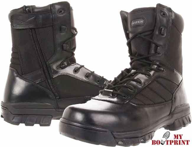Bates EMS duty boots