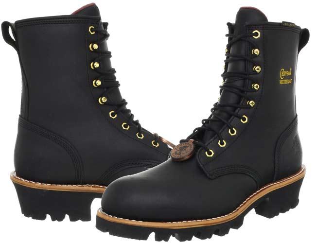 Chippewa insulated work boots