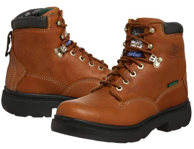 most comfortable waterproof work boots