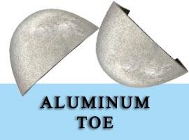 aluminum-toe-caps