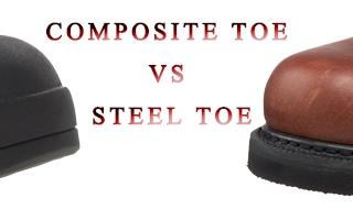 composite toe vs steel toe