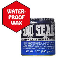 waterproof wax